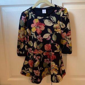 The GAP 3T flower dress